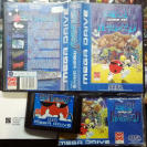SPOT GOES TO HOLLYWOOD PAL ESPAÑA COMPLETO MUY BUEN ESTADO MEGADRIVE MEGA DRIVE