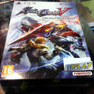 SOUL CALIBUR V 5 EDICION COLECCIONISTA PS3 PLAYSTATION 3 NUEVA PRECINTADA SEALED