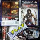 PRINCE OF PERSIA EL ALMA DEL GUERRERO PAL ESPAÑA COMPLETO SONY PS2 PLAYSTATION 2