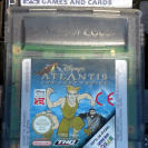ATLANTIS THE LOST EMPIRE IMPERIO PERDIDO PAL CARTUCHO GAME BOY GAMEBOY COLOR GBC