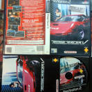 RIDGE RACER V 5 NAMCO PAL ESPAÑA PS2 PLAYSTATION 2 ENVIO CERTIFICADO/ AGENCIA24H