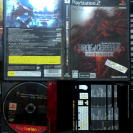 DIRGE OF CERBERUS FINAL FANTASY VII 7 JAPAN IMPORT PS2 PLAYSTATION ENVIO 24Horas