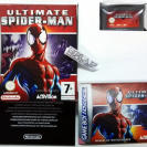 ULTIMATE SPIDER-MAN SPIDERMAN PAL ESPAÑA MUY BUEN ESTADO GAME BOY ADVANCE GBA