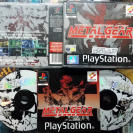 METAL GEAR SOLID PAL ESPAÑA COMPLETO BUEN ESTADO SONY PSX PLAYSTATION PSONE PS1