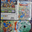 DRAGON QUEST VIII 8 NTSC JAPAN IMPORT COMPLETO BUEN ESTADO PS2 PLAYSTATION 2