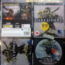 DARKSIDERS EN CASTELLANO PAL UK COMPLETO COMO NUEVO PS3 PLAYSTATION 3 ENVIO 24H