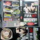 FIFA 07 2007 FIFA07 PAL ESPAÑA COMPLETO PSP ENVIO CERTIFICADO / AGENCIA 24H