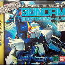 MOBILE SUIT GUNDAM SIDESTORY III 3 NTSC JAPAN IMPORT COMPLETO SEGA SATURN