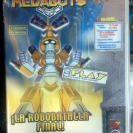 DVD ANIME MEDABOTS LA ROBOBATALLA FINAL EN ESPAÑOL ENGLISH NUEVO PRECINTADO NEW
