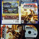 MTX MOTOTRAX PAL ESPAÑA COMPLETO PS2 PLAYSTATION 2 ENVIO CERTIFICADO / 24H
