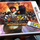 SUPER STREET FIGHTER 4 IV 3D EDITION 3DS PAL ESPAÑA NUEVO PRECINTADO ENTREGA 24H