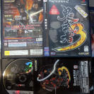 ONIMUSHA 3 III DEMON SIEGE JAPAN IMPORT COMPLETO PS2 PLAYSTATION ENVIO 24 HORAS