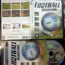 FOOTBALL GENERATION COMPLETO EN MUY BUEN ESTADO PC PAL ESPAÑA ENVIO AGENCIA 24H