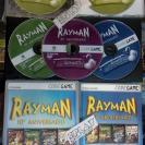 RAYMAN 10º ANIVERSARIO EDICION LIMITADA PC ESPAÑOL COMPLETO EN MUY BUEN ESTADO