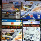 BATTLE OF BRITAIN WORLD WAR II 1940 PC PAL ESPAÑA COMPLETO THE HISTORY CHANNEL