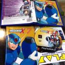 MEGAMAN MEGA MAN X7 X 7 PS2 PLAYSTATION PAL ESPAÑA COMPLETO MUY BUEN ESTADO