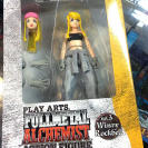 ACTION FIGURA FIGURE FULL METAL ALCHEMIST PLAY ARTS WINRY ROCKBELL NUEVA SEALED