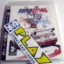 SUPER STARS SUPERSTARS RACING V8 PS3 PLAYSTATION 3 PAL ESPAÑA NUEVO PRECINTADO
