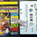 DALEY THOMPSON'S OLYMPIC CHALLENGE PAL ESPAÑA CINTA LOMO ROSA SINCLAIR SPECTRUM