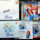 TOKIMEKI MEMORIAL FOREVER WITH YOU NTSC JAPAN IMPORT COMPLETO SEGA SATURN