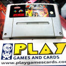 SUPER WRESTLEMANIA CARTUCHO SUPER NINTENDO SNES PAL BUEN ESTADO ACCLAIM