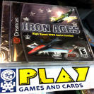IRON ACES SEGA DREAMCAST USA NUEVO NEW ENTREGA AGENCIA 24HORAS O CORREOS SEALED