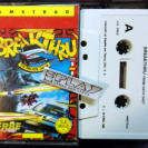 BREAKTHRU THE ARCADE GAME CINTA TAPE PAL ESPAÑA AMSTRAD ENVIO AGENCIA 24H