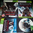 ASSASSINS ASSASSIN'S CREED REVELATIONS OTTOMAN EDITION PAL UK EN INGLES XBOX 360