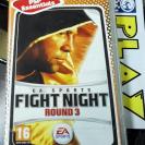 EA SPORTS FIGHT NIGHT ROUND 3 PAL ESPAÑA NUEVO PRECINTADO PSP ENVIO CERTIFICADO
