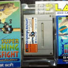 Super Fishing: Big Fight NTSC JAPAN COMPLETO SNES SUPER NINTENDO NES FAMICOM SFC