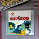 MONOPOLY PAL CARTUCHO GAMEBOY GAME BOY GB GBC CLASSIC ENVIO CERTIFICADO / 24H
