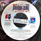 GROUND ZERO TEXAS SOLO DISCO 2 DISC TWO ONLY PAL MEGA CD MEGACD PAL ENVIO 24H