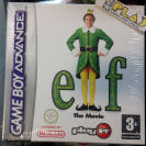 ELF THE MOVIE PAL ESPAÑA NUEVO PRECINTADO GBA GAME BOY GAMEBOY ADVANCE ENVIO 24H