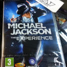 MICHAEL JACKSON THE EXPERIENCE PSP PAL ESPAÑA NUEVO PRECINTADO NEW FACTORYSEALED