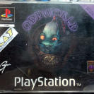 Demo ODDWORLD ABE'S ABES ODDYSEE PAL ESPAÑA PSX PLAYSTATION PS1 PSONE ENVIO 24H