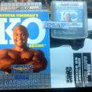 GEORGE FOREMAN'S KO BOXING COMPLETO SEGA GAME GEAR GAMEGEAR PAL ENVIO 24H