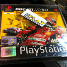 DUCATI WORLD PSX PLAYSTATION PAL ESPAÑA NUEVO PRECINTADO SEALED NEW ACCLAIM