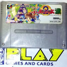 SUPER PUYO PUYO 2 TSU NTSC JAPAN IMPORT SNES SFC SUPER FAMICOM NES NINTENDO
