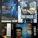 FRONT MISSION 4 IV JAPAN IMPORT MUY BUEN ESTADO PS2 PLAYSTATION 2 ENVIO 24 HORAS
