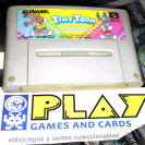 TINY TOON TOONS ADVENTURES SUPER FAMICOM NINTENDO SNES CARTUCHO BUEN ESTADO