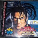 SAMURAI SPIRITS SHODOWN 2 II JAPAN IMPORT NEOGEO NEO GEO CD SNK ENVIO AGENCIA24H