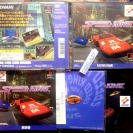 SPEED KING + BONUS PIN NTSC JAPAN IMPORT ROAD RAGE PLAYSTATION PSX PS1 PSONE