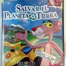LA PANTERA ROSA PINK PANTHER SALVAR EL PLANETA TIERRA APRENDE JUGANDO PC NUEVO
