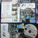FORMULA 1 ONE UNO 2004 04 PS2 PLAYSTATION 2 PAL ESPAÑA FERNANDO ALONSO COMPLETO
