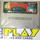 DRAKKHEN CARTUCHO NTSC JAPAN IMPORT SNES SFC SUPER FAMICOM NES NINTENDO