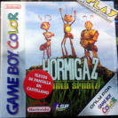 HORMIGAZ ANTZ WORLD SPORTZ PAL ESPAÑA NUEVO NEW GBC GAME BOY GAMEBOY COLOR