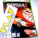 FORZA MOTORSPORT 2 XBOX 260 COMPLETO PAL ESPAÑA ENTREGA AGENCIA 24 HORAS