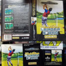 WORLD CLASS LEADER BOARD PAL ESPAÑA MEGADRIVE MEGA DRIVE ENVIO CERTIFICADO / 24H