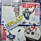 ESPN NFL 2K5 PAL ESPAÑA COMPLETO PS2 PLAYSTATION 2 ENVIO CERTIFICADO / 24H
