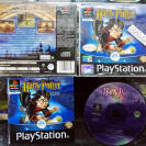 HARRY POTTER Y LA PIEDRA FILOSOFAL PAL ESPAÑA COMPLETO PSX PLAYSTATION PSONE PS1